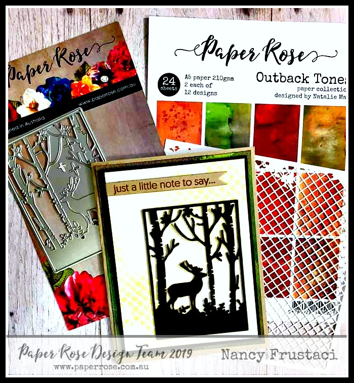 Paper Rose Studio, Masculine cards, Hello Cards, card making